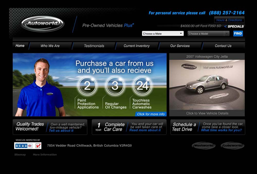 Autoworld_Website